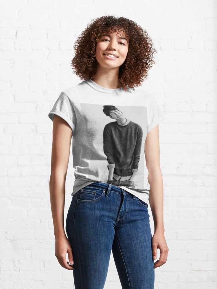Alternate view of Kim Woo Bin  Classic T-Shirt