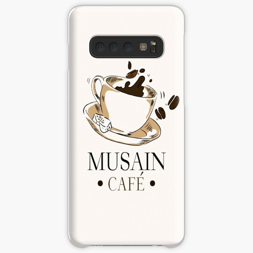 Cafe Musain (2) Case & Skin for Samsung Galaxy