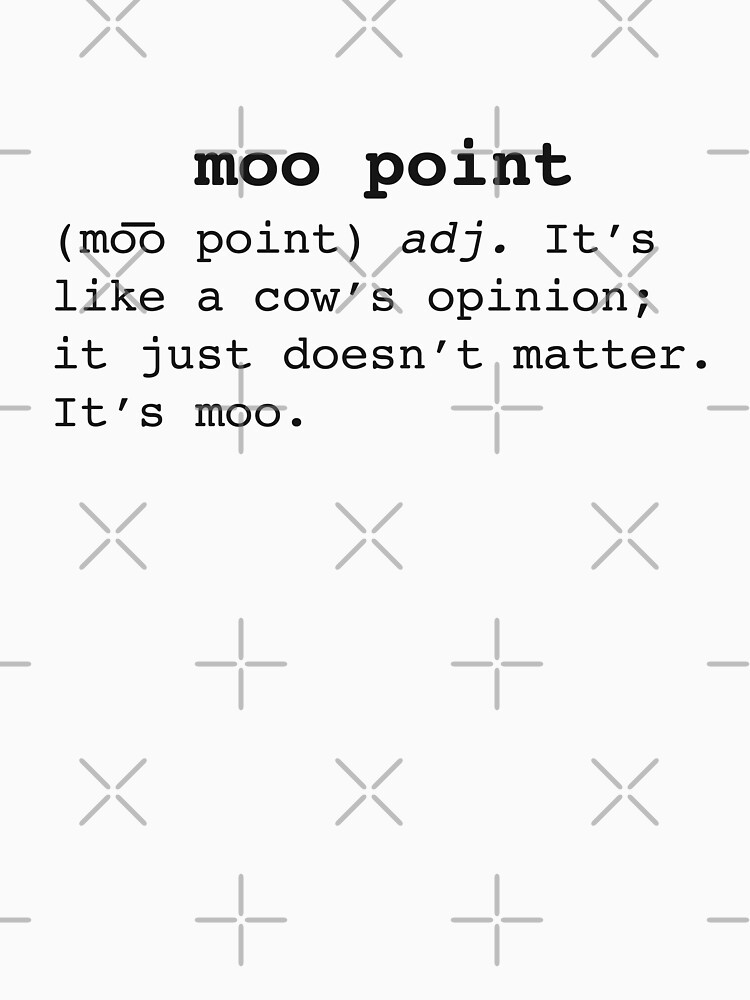 Moo Point de PerfectDisguise