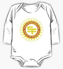 San Fransokyo Institute of Technology (Text) One Piece - Long Sleeve