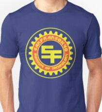 San Fransokyo Institute of Technology (Text) Unisex T-Shirt