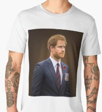 Prince Harry Medals  Men's Premium T-Shirt