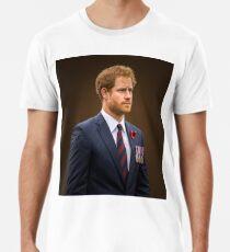 Prince Harry Medals  Premium T-Shirt