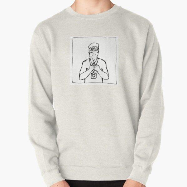 The Tag Life Pullover Sweatshirt