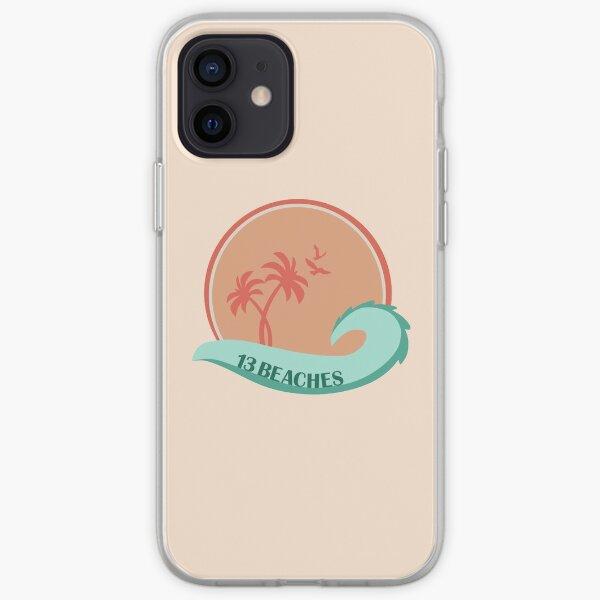 13 Beaches// LDR iPhone Soft Case