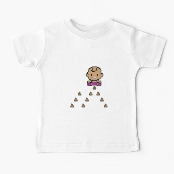 Baby Space Invader Baby T-Shirt