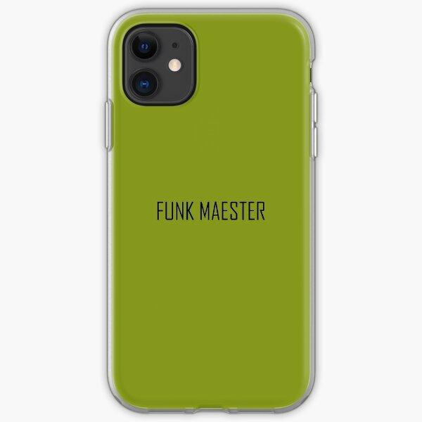 Funk Maester iPhone Soft Case