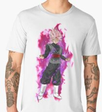 Dragon Ball Super - Goku Black Rose Men's Premium T-Shirt