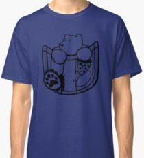 Pocket Bear - Centered Classic T-Shirt