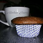 ALOHA JAVA & MAUI MUFFIN  by WhiteDove Studio kj gordon