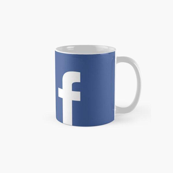 Facebook Logo / Icon Classic Mug