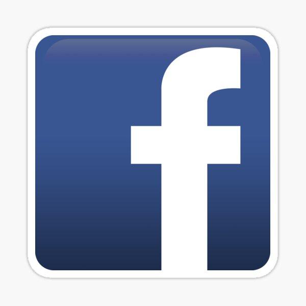 Facebook Logo / Icon Sticker