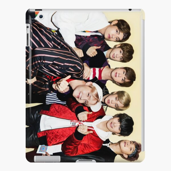BTS iPad Snap Case
