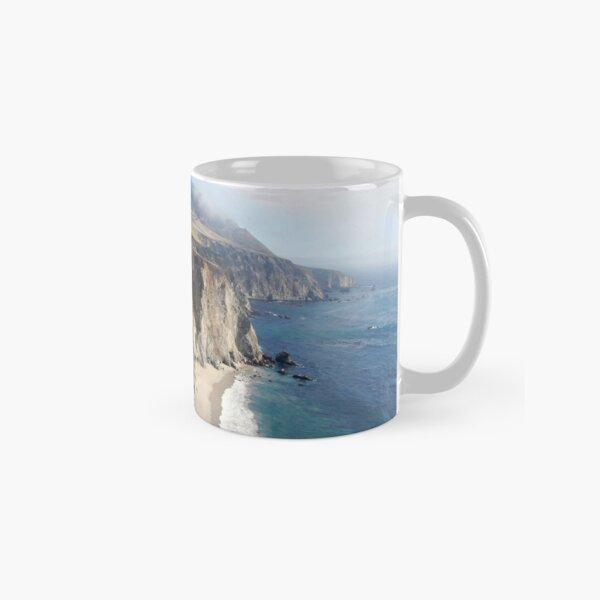 Coastal Fog Lifting Classic Mug