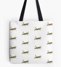 Lucky Cricket Tote Bag