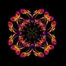 Smoke flower by inkedsandra