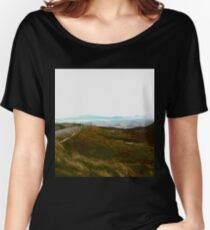 Lonesome Road, Donegal, Ireland Women's Relaxed Fit T-Shirt