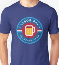 Labor Day Drinking Team T-Shirt