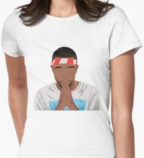 Frank Ocean Women's Fitted T-Shirt
