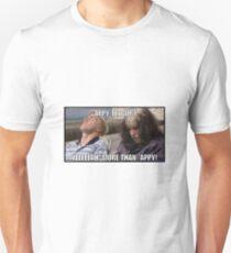 """Les - Human Remains. """"'appy teacup?"""" T-Shirt"""