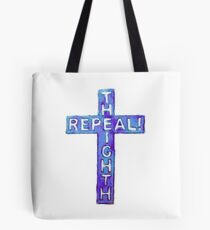 Ireland's cross to bear  Tote Bag