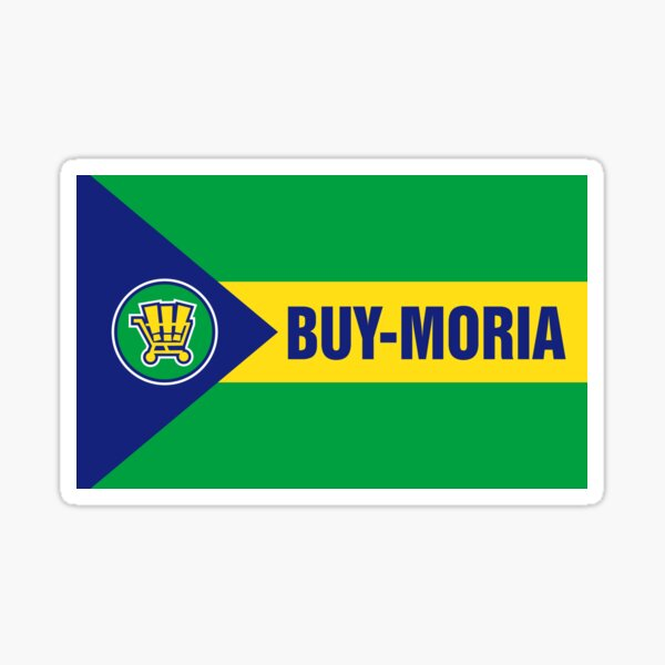 BUY-MORIA [Roufxis - RB] Sticker