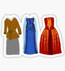 Anya's Costumes Sticker