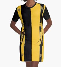 Kill Bill V3 Graphic T-Shirt Dress