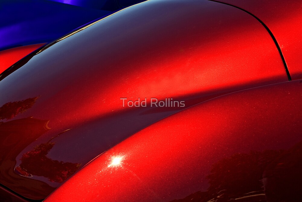 Colours And Contours. by Todd Rollins