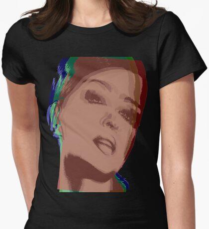 3D colour girl T-Shirt