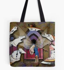 Journey through the Continuum Tote Bag