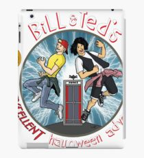 Bill and Ted iPad Case/Skin