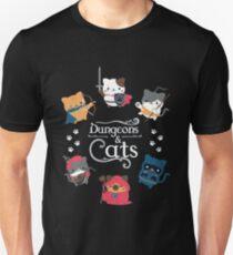 Dungeons & Cats T-Shirt