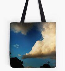 i love big clouds Tote Bag