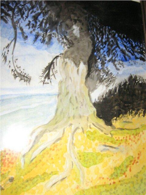 Christine's tree by davidnakov