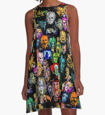 horror collection  A-Line Dress