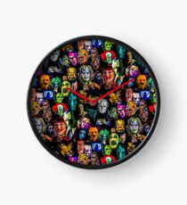 horror collection  Clock