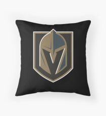 Vegas Golden Knights Throw Pillow