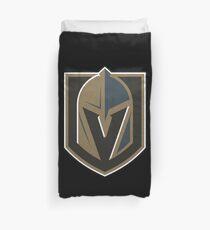 Vegas Golden Knights Duvet Cover