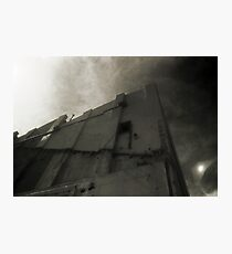 Landscape for Orson Wells # 1: Wedge Photographic Print
