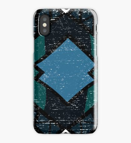 Enchanting Abstract Colors and Shapes iPhone Case/Skin