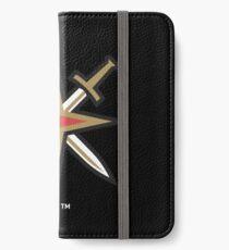 Vegas Golden Knights iPhone Wallet/Case/Skin
