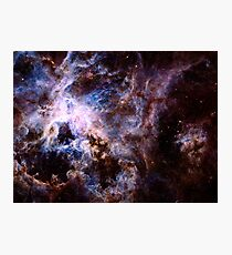 The Tarantula Nebula Photographic Print