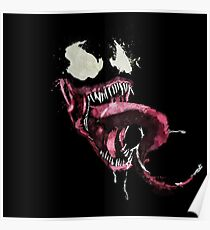 Venom Shirt Poster