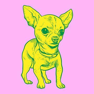 Chiguagua Dog by DCstore