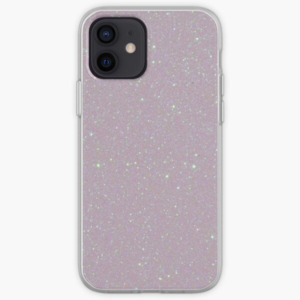 Pearl Opalescent Glitter June Birthstone iPhone Soft Case