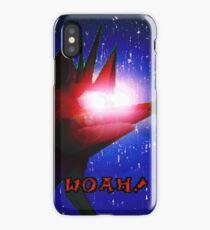 woah iPhone Case/Skin