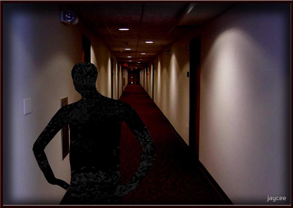 Shadowman by jaycee