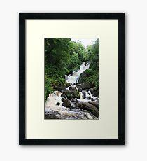 Torc Waterfall Framed Print