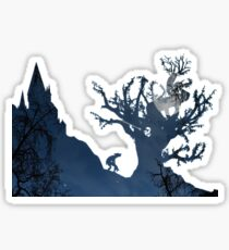 Prisoner of Azkaban Silhouette Sticker